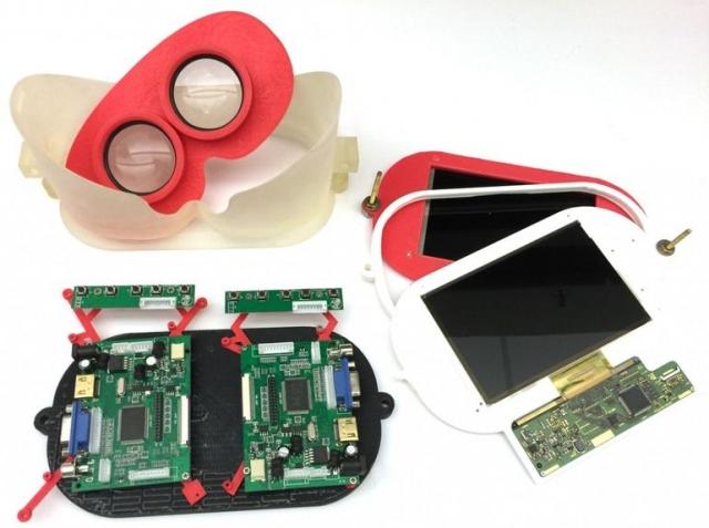 Исследователи из Стэнфорда создали VR-гарнитуру, которая не укачивает