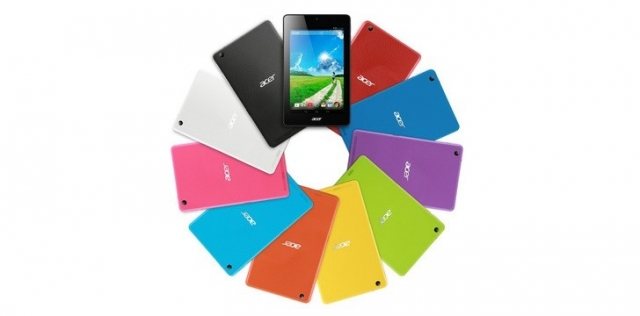 Планшет Acer Iconia One 7 поступил в продажу в Европе