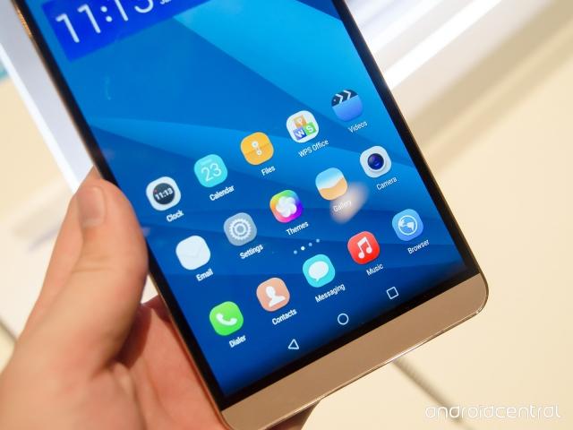 Первый ультра 8-ядерный 64-битный LTE 4G-планшет Huawei MediaPad X2