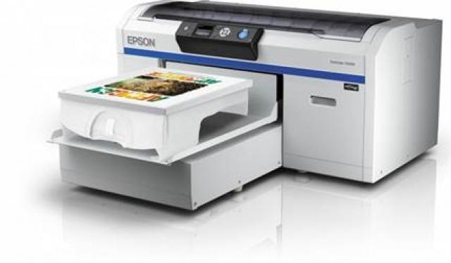 Первый текстильный принтер Epson SureColor SC-F2000