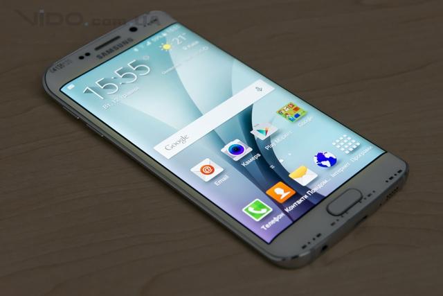 Четыре дня с Samsung Galaxy S6 Edge. День второй: изогнутый дисплей
