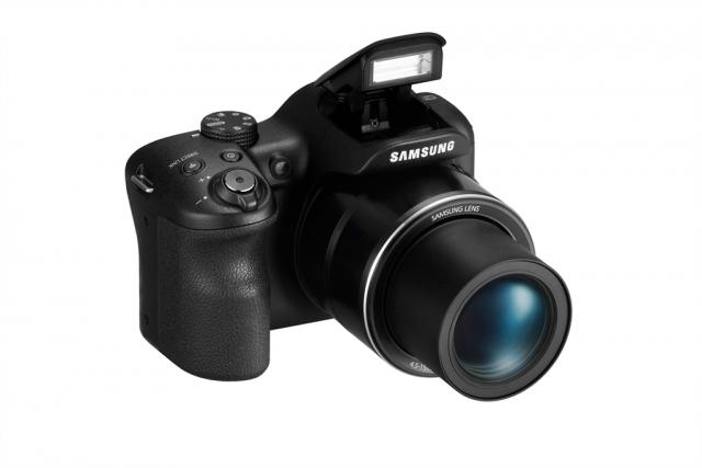 SMART-камера Samsung WB1100F: впечатляющие возможности масштабирования