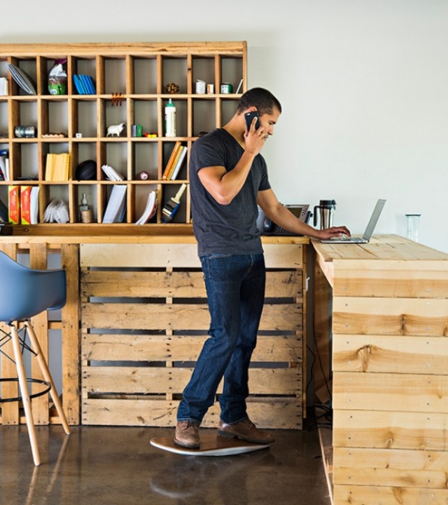 Доска Level – для тех, кому не сидится на работе