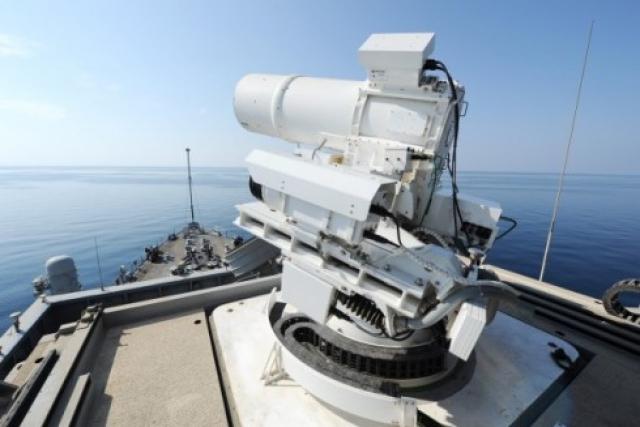 Глаза Пентагона: бортовые лазеры для противоракетной обороны