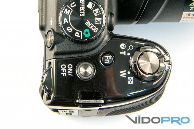 Обзор фотоаппарата Nikon Coolpix P530: без ракеты на Луну