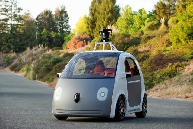 Чудо от Google: автономная машина запущена