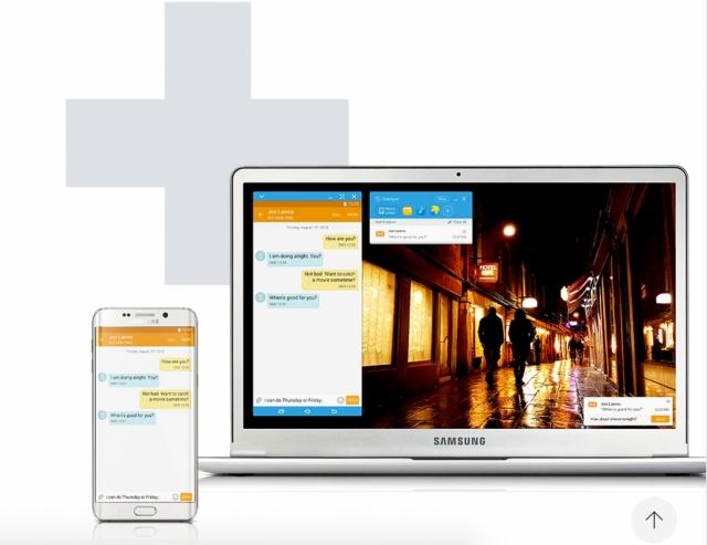 Samsung обновляет свое программное обеспечение и добавляет в Touchwiz новые функции