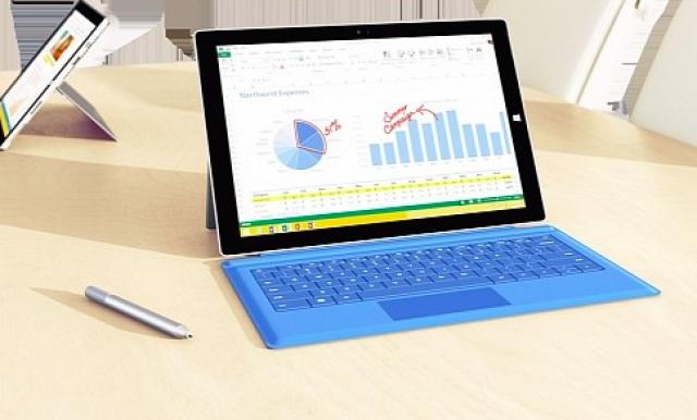 Аккумулятор Surface Pro 3 приятно удивил своими возможностями