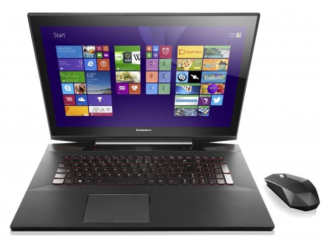 Новый игровой ноутбук Lenovo Y70 Touch - мечта любого геймера