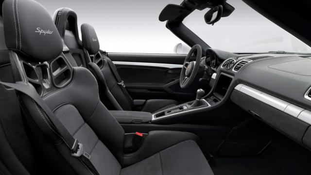 Новый Porsche Boxster – машина для настоящих автолюбителей