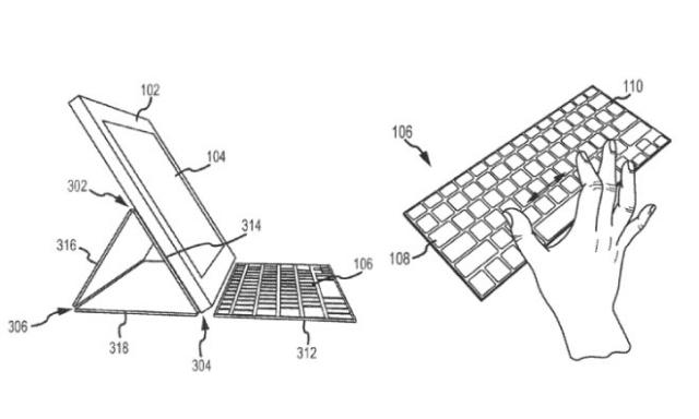 Apple работает над iPad Smart Case с отсоединяемой клавиатурой