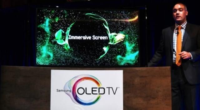 Samsung прогнозирует ценовую политику на OLED-телевизоры