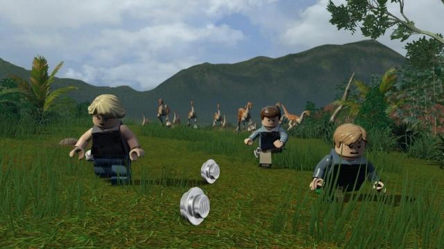 Первый геймплейный трейлер LEGO-игры «Мир Юрского периода»