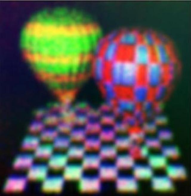 Экран для 3D-голограмм стал возможен благодаря графену