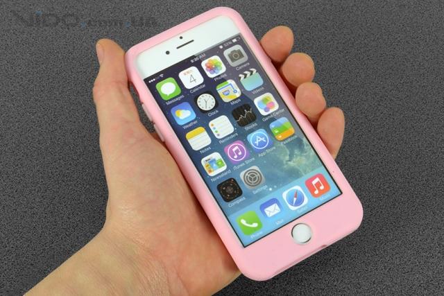 Обзор чехлов Ozaki O!coat Macaron for iPhone 6: вкуснее не придумаешь