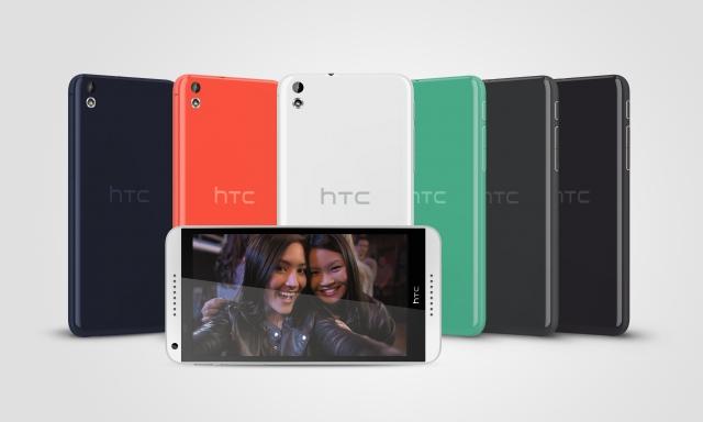 MWC 2014: Новые смартфоны HTC