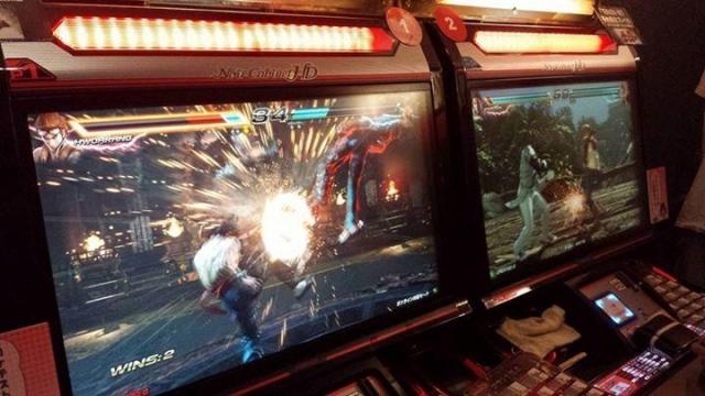 Игры, выходящие в 2015 – Tekken 7