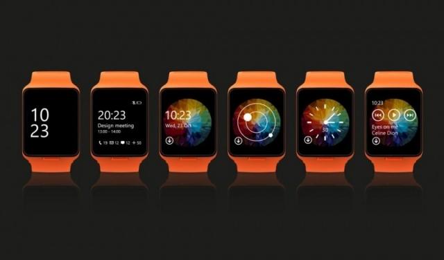Умные часы Nokia Moonraker, отмененные Microsoft