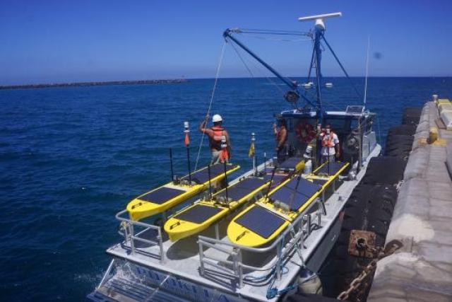 Встречайте Wave Glider, секретный морской дрон Пентагона