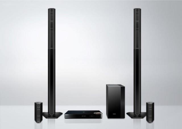 Новые аудиоустройства Samsung