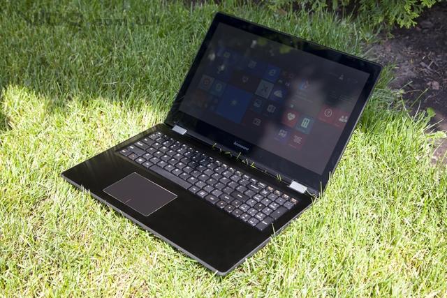 """Обзор ноутбука Lenovo Yoga 500 14"""": на зависть гимнастам"""