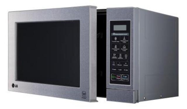 Новые микроволновые печи LG Electronics