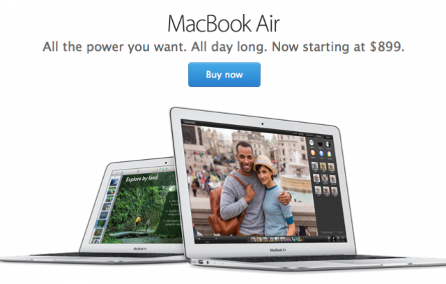 Apple обновила MacBook Air и сделала их на 0 дешевле
