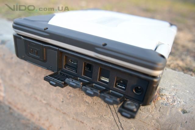 Обзор ноутбука Panasonic Toughbook CF-31: выдержит все