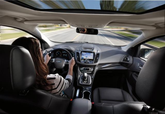 Ford Sync 3: быстрее, лучше, сильнее