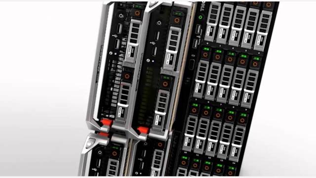 Обновленная платформа Dell PowerEdge VRTX