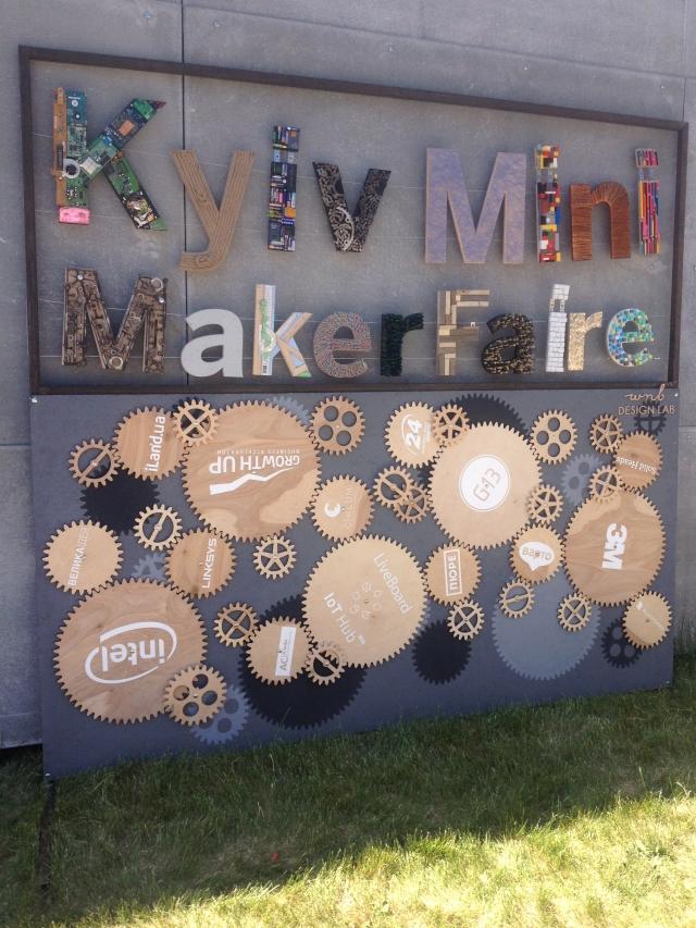 Kyiv Mini Maker Faire – позитивный тренд, достигший Украину