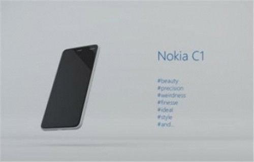 C1 станет первым Android-смартфоном Nokia после продажи бизнеса Microsoft
