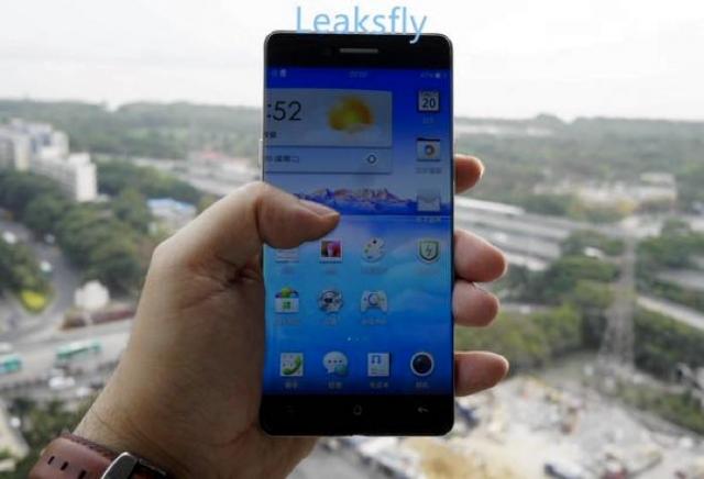Новый смартфон Oppo с ультратонкой рамкой или безрамочное чудо