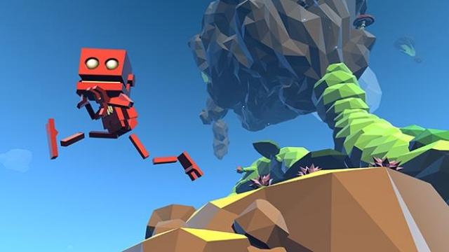 Ubisoft представили экспериментальную приключенческую игру Grow Home