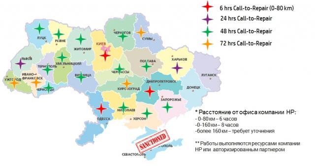 Какой выбрать сервис НР, и как он работает в Украине?