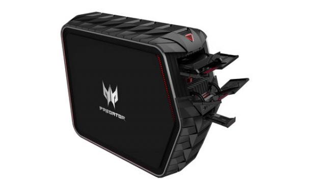Acer приподнял завесу со своего игрового ПК Predator G6-710