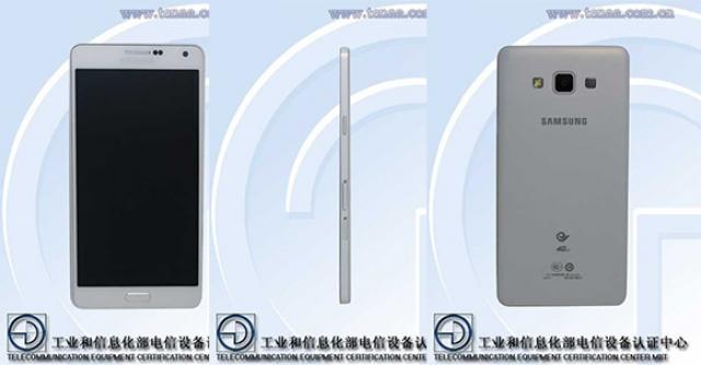 Первый взгляд на ультратонкий Samsung Galaxy A7 + характеристики