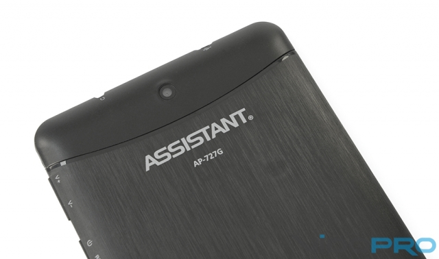 Обзор планшета Assistant AP-727G FREEDOM: выбирая свободу