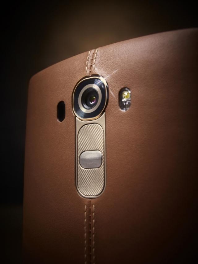LG G4: самый амбициозный смартфон