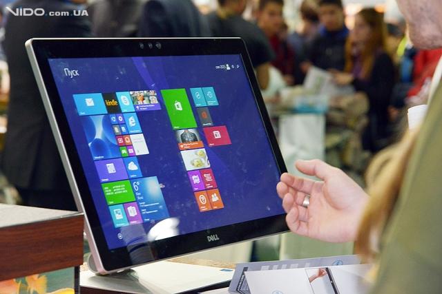 Новинки Dell на выставке CEE 2015