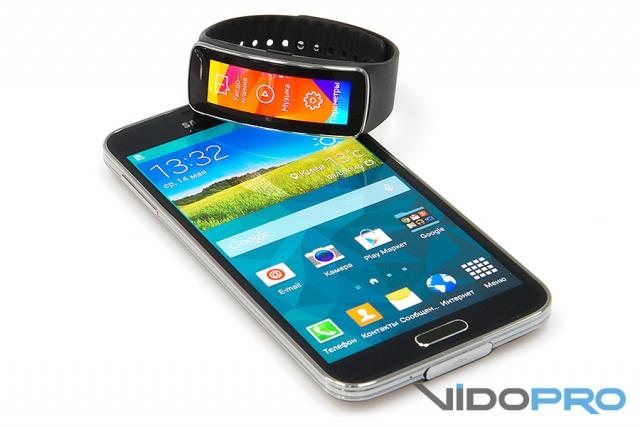 Обзор смарт-часов Samsung Gear Fit: фитнес-гаджет будущего