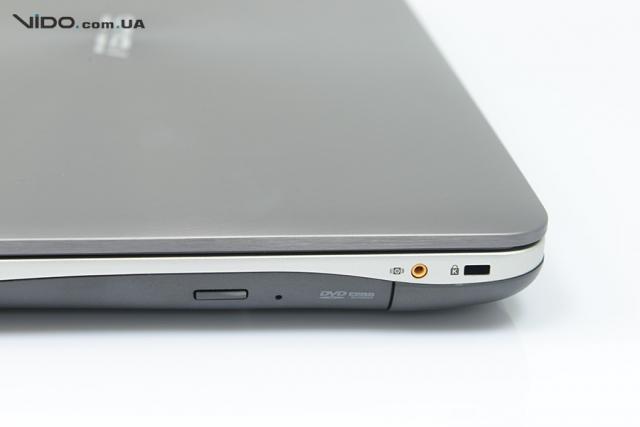 Обзор ноутбука ASUS N551J: только  мощность, только хардкор
