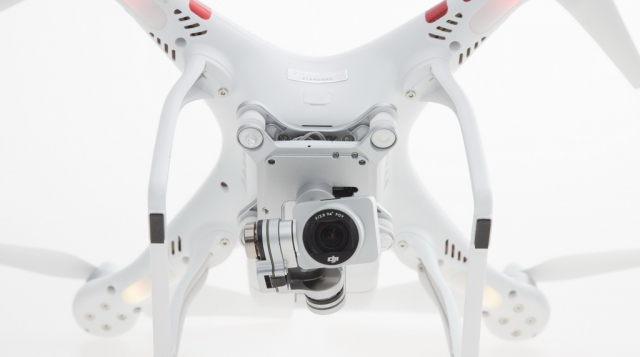 Phantom 3 Standard: доступная аэрофотосъемка