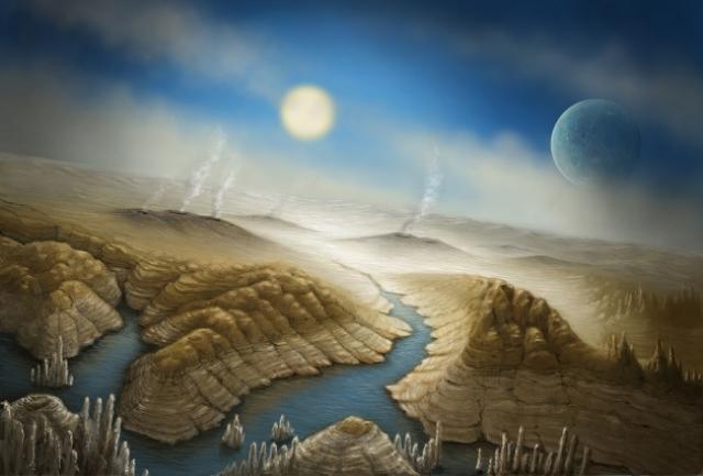 НАСА: Планета, похожая на Землю была обнаружена возле звезды, похожей на Солнце