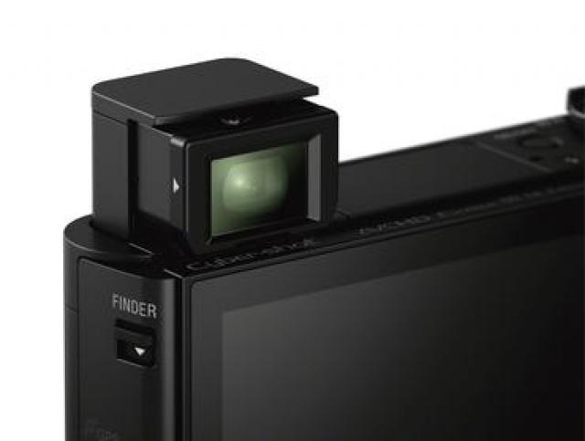 Ультракомпактные камеры Sony HX90V и WX500 с 30-кратным зумом