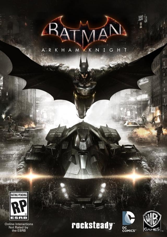 Выходящие в 2015: Batman: Arkham Knight
