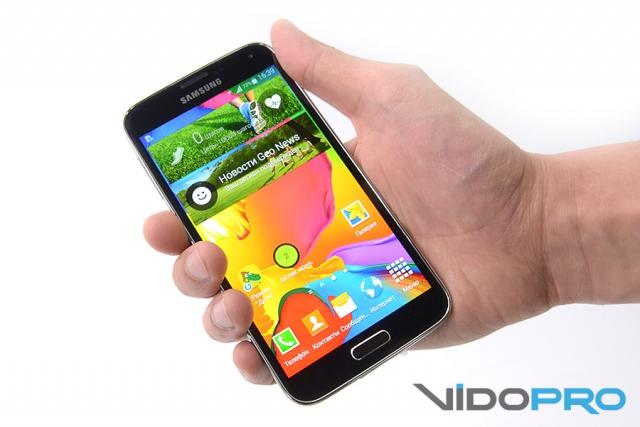 7 дней с Samsung Galaxy S5: первые впечатления