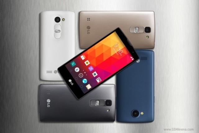 Смартфоны LG Magna, Spirit, Leon и Joy представлены официально