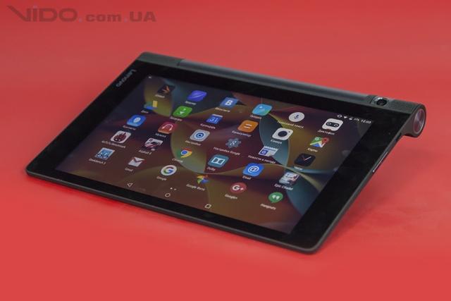 Обзор планшета Lenovo Yoga Tab 3 8: плюшевая «таблеточка»