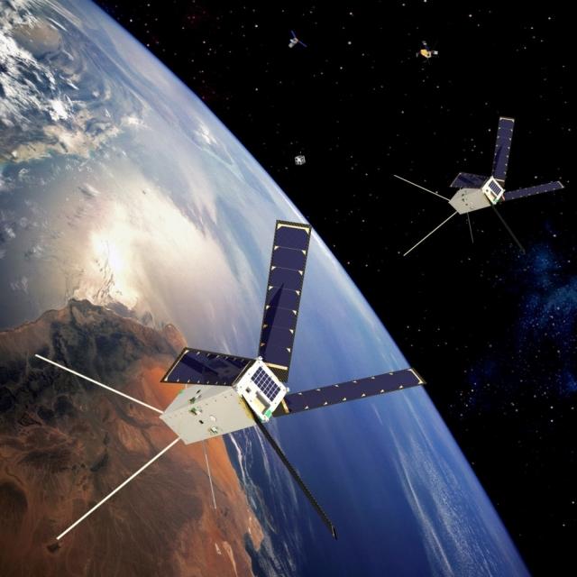 Следующие спутники CubeSat могут работать на льду